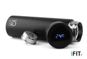 iFIT  Smart Water Bottle Cup With Temperature Indicator