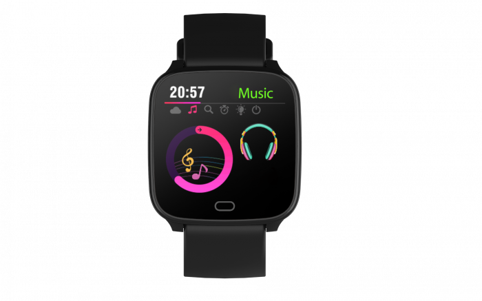 IQ TOUCH SMART WATCH X5