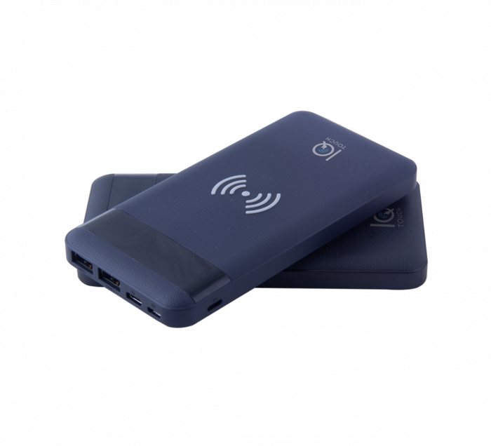 IQ TOUCH WIRELESS POWERBANK 10000mAH PA-W10