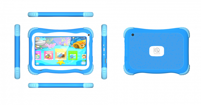 "IQ TOUCH KIDS TABLET 7"" TAB QX570"